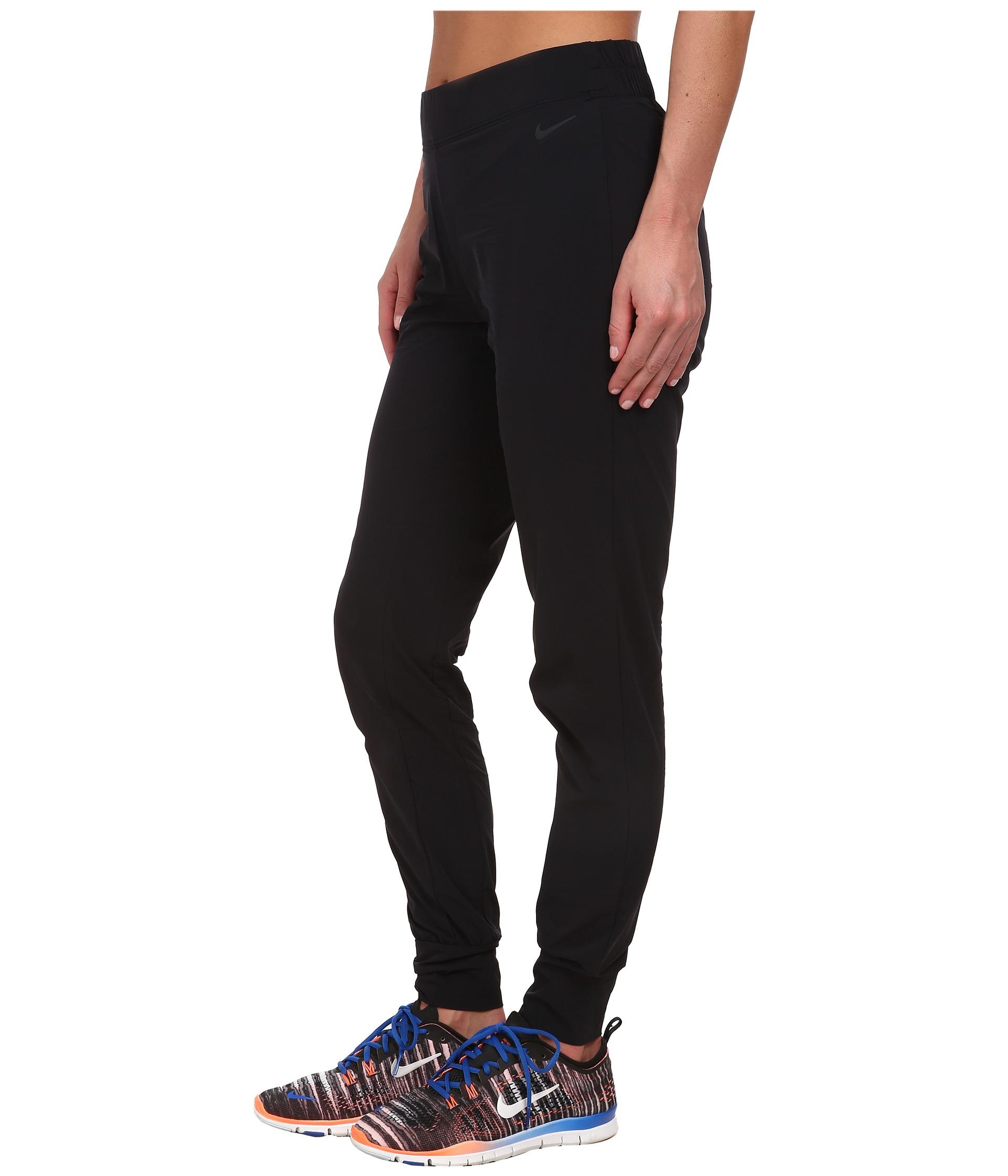 900c4344b2e4 Lyst - Nike Bliss Woven Pant in Black