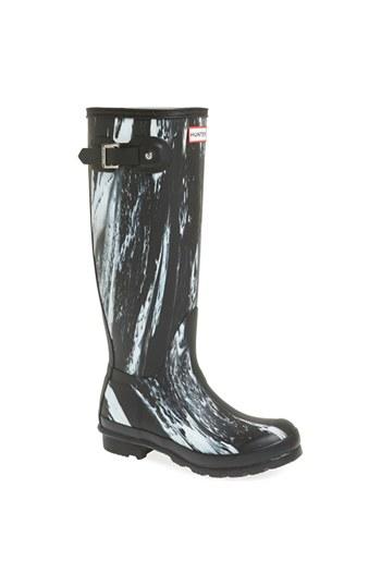 Popular Hunter Women39s Original Adjustable Gloss Rain Boots In