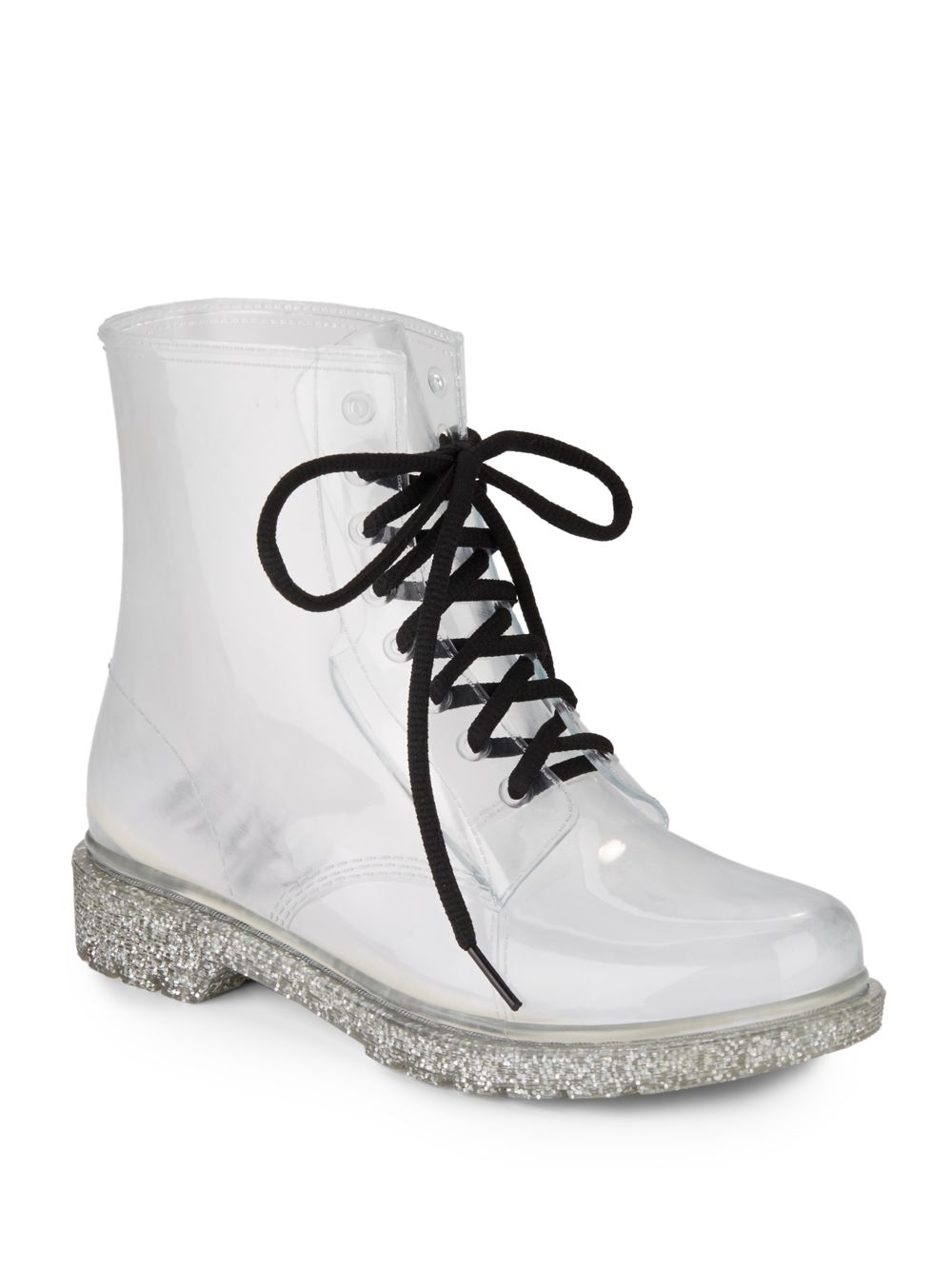 87453c359f314 Lyst - Circus by Sam Edelman Quinn Glitter-heel Boots in White
