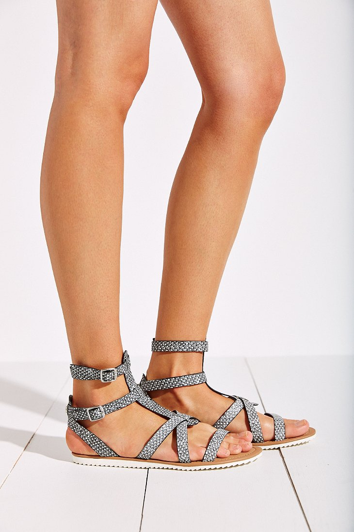 Lyst Circus By Sam Edelman Selma Jelly Gladiator Sandals