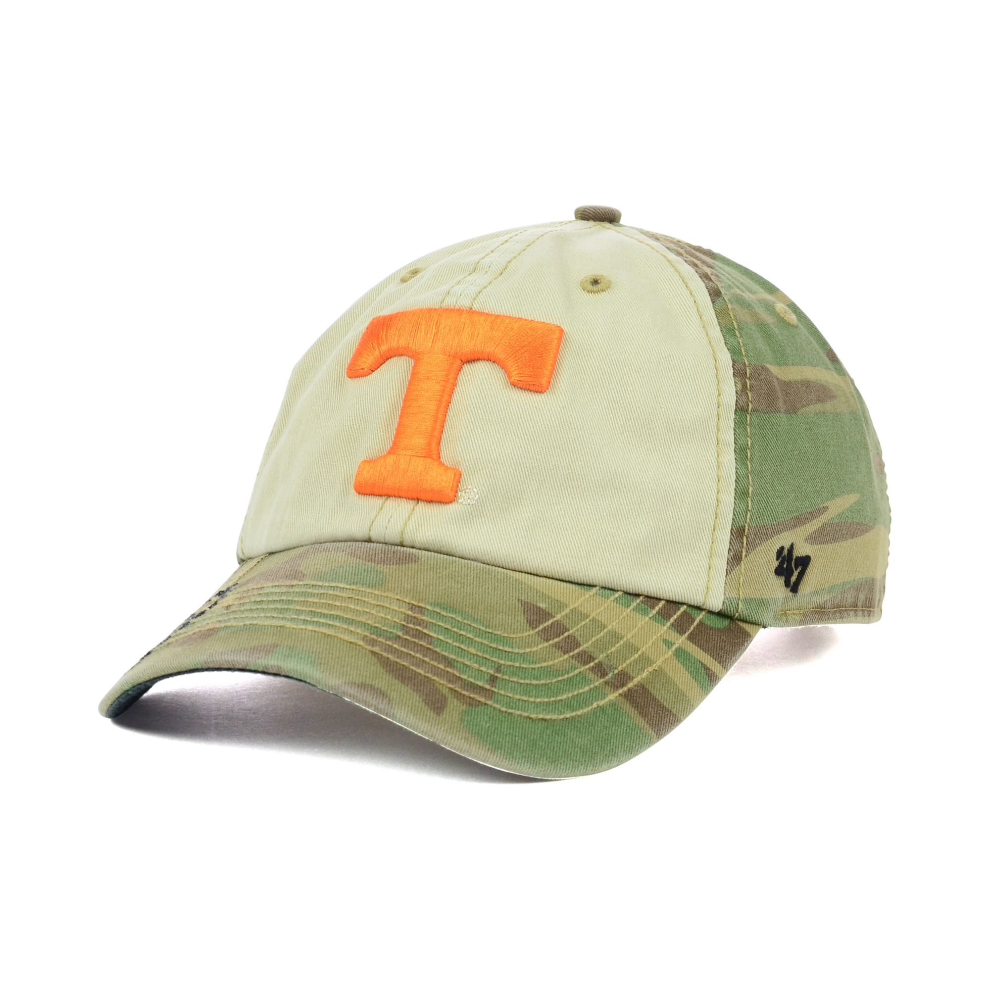 quality design f9094 afc46 Lyst - 47 Brand Tennessee Volunteers Ncaa Oht Gordie Clean Up ...