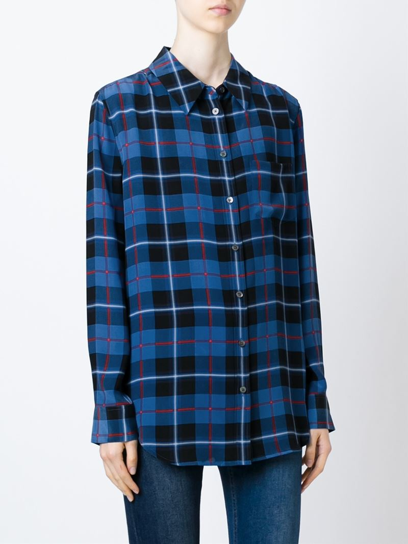 Find blue green plaid shirt at ShopStyle. Shop the latest collection of blue green plaid shirt from the most popular stores - all in one place.