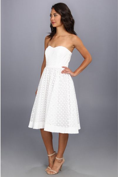Shop for Rabbit Rabbit Rabbit Strapless Eyelet Dress. Free Shipping on orders over $45 at kumau.ml - Your Online Women's Clothing Destination! Get 5% in rewards with Club O! -
