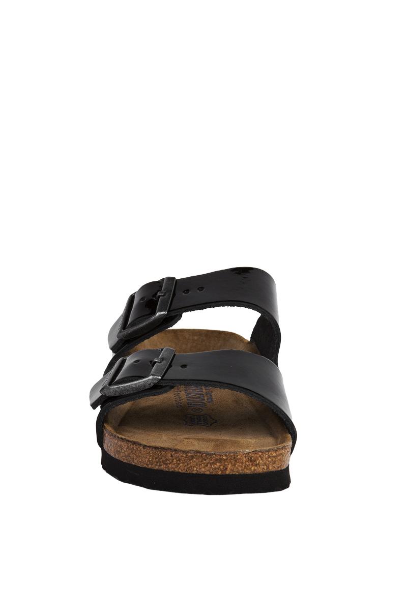 Birkenstock Arizona Soft Footbed Black Patent Leather