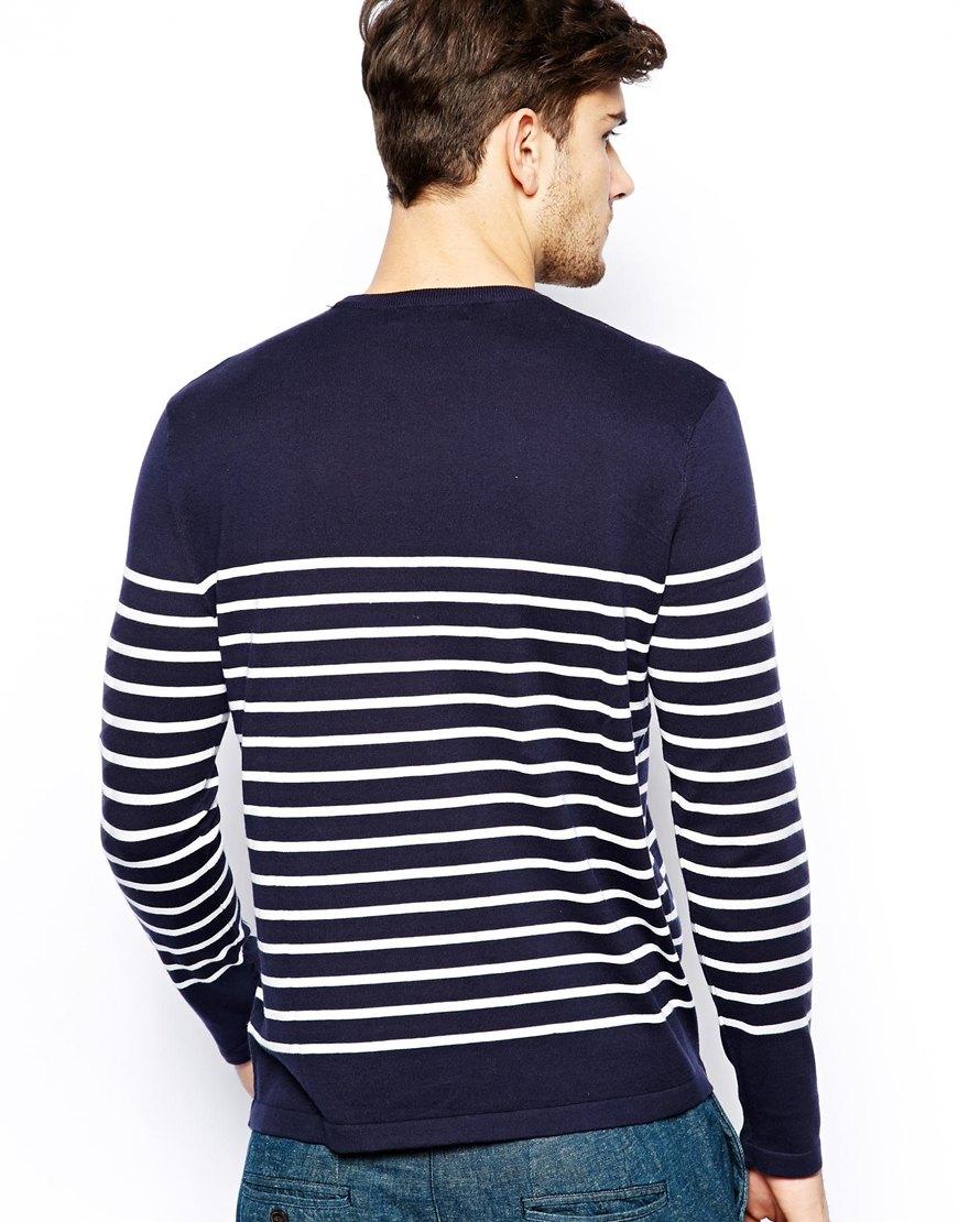 Very Cheap Cheap Online Outlet Free Shipping Authentic Mens Breton-Striped Cotton-Linen Sweater Ralph Lauren 2018 Unisex Online t4cqCvFa