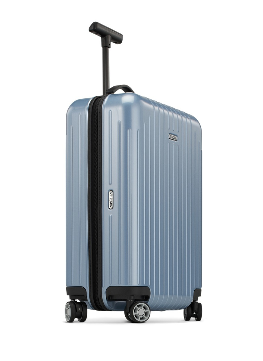 rimowa salsa air ultralight cabin multiwheel iata ice blue 34 litre in blue lyst. Black Bedroom Furniture Sets. Home Design Ideas
