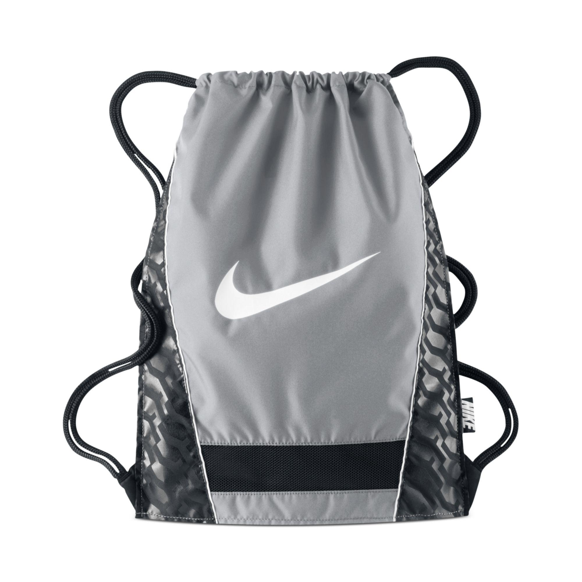 fd938e0fe4c6 Lyst - Nike Brasilia Gym Sack in Black for Men
