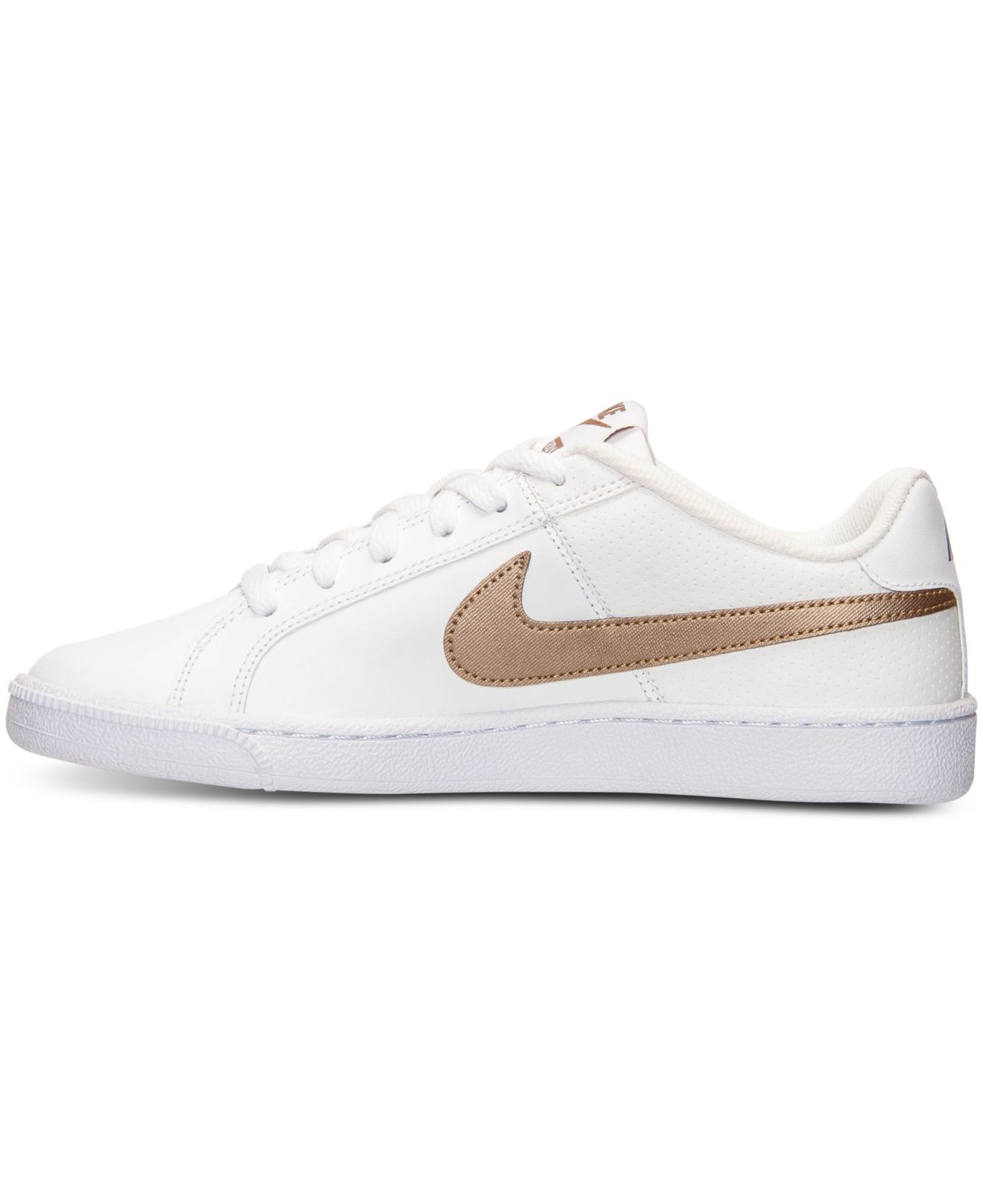 a6450d35ff66 Lyst - Nike Women s Court Royale Casual Sneakers From Finish Line in ...