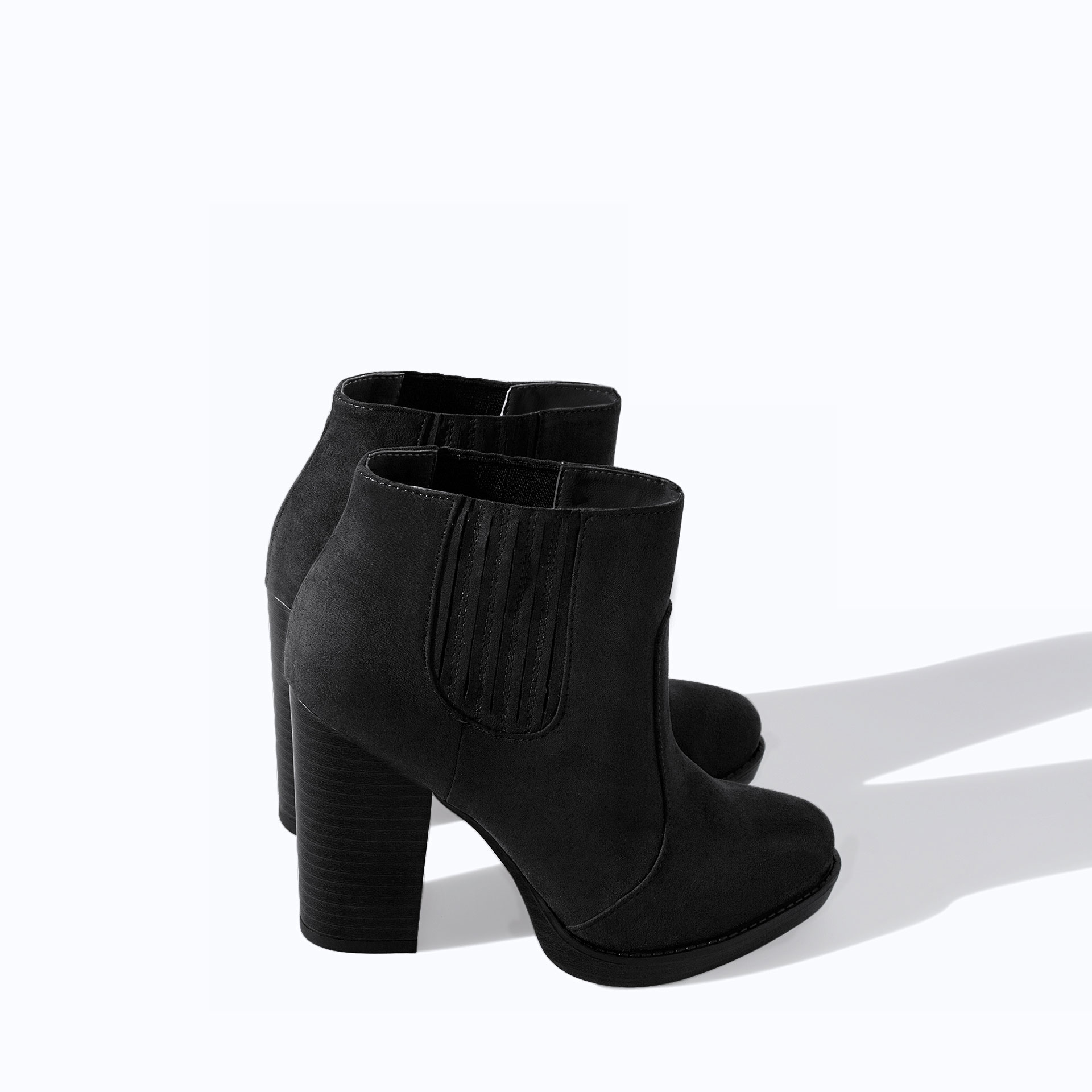 High Ankle Boots - Cr Boot