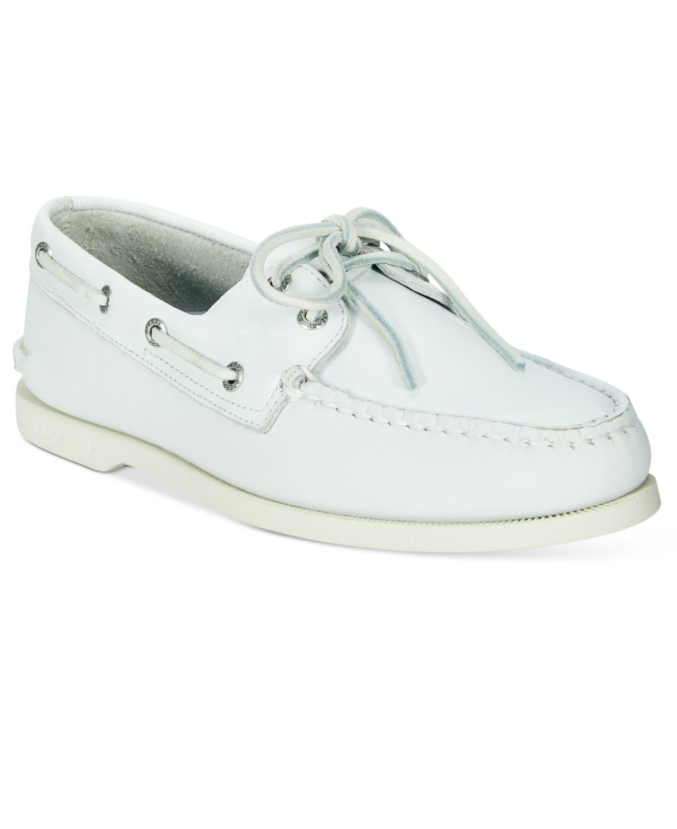 sperry top sider s authentic original a o boat shoes