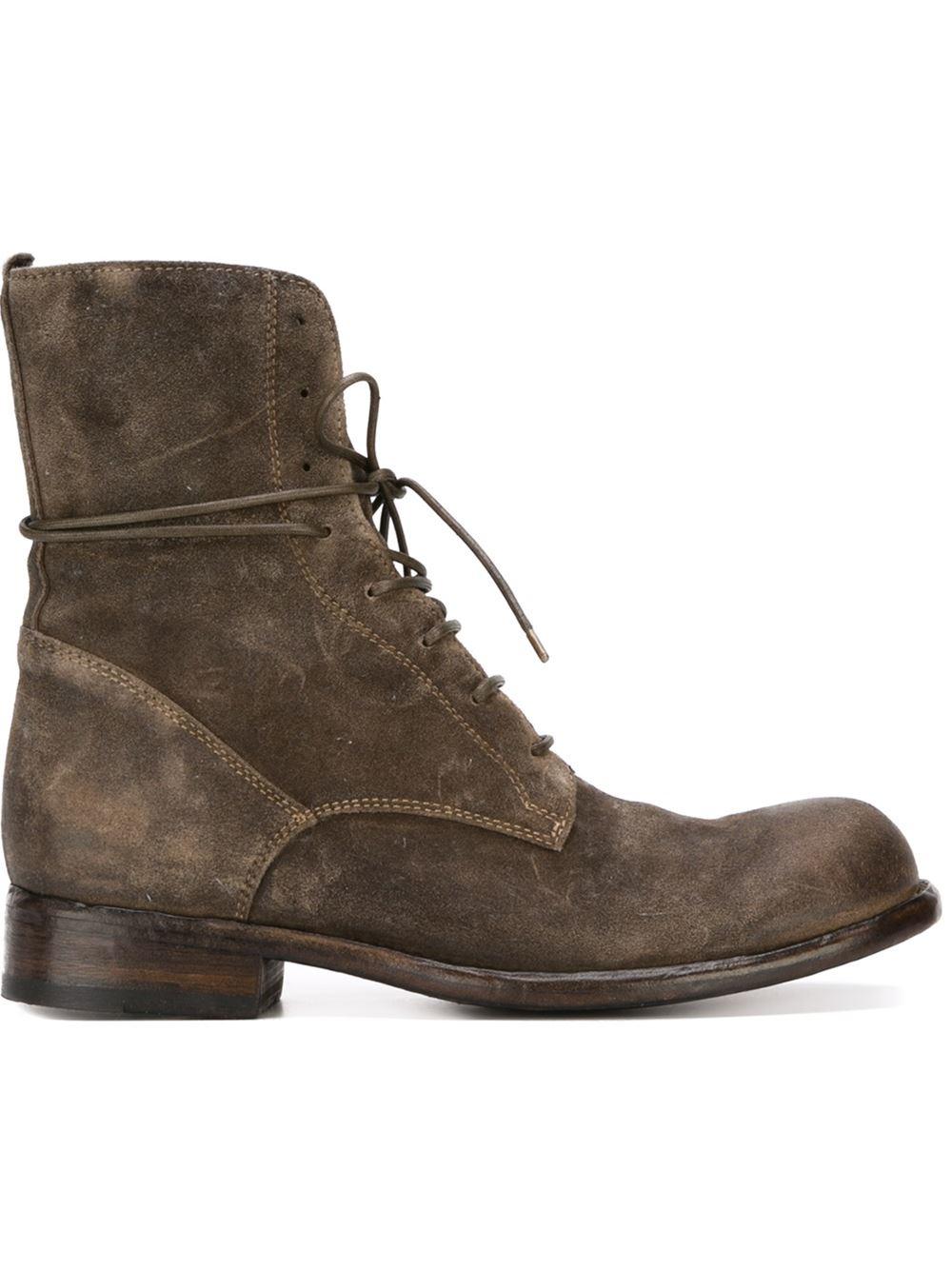 Creative Shop Officine Creative Legrand/042 Flint Ankle Boots U2013 MadisonStyle