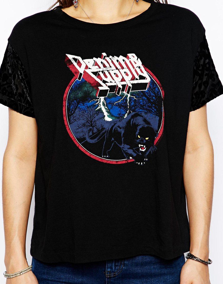 Lyst ralph lauren denim and supply by ralph lauren short for Ralph lauren logo shirt