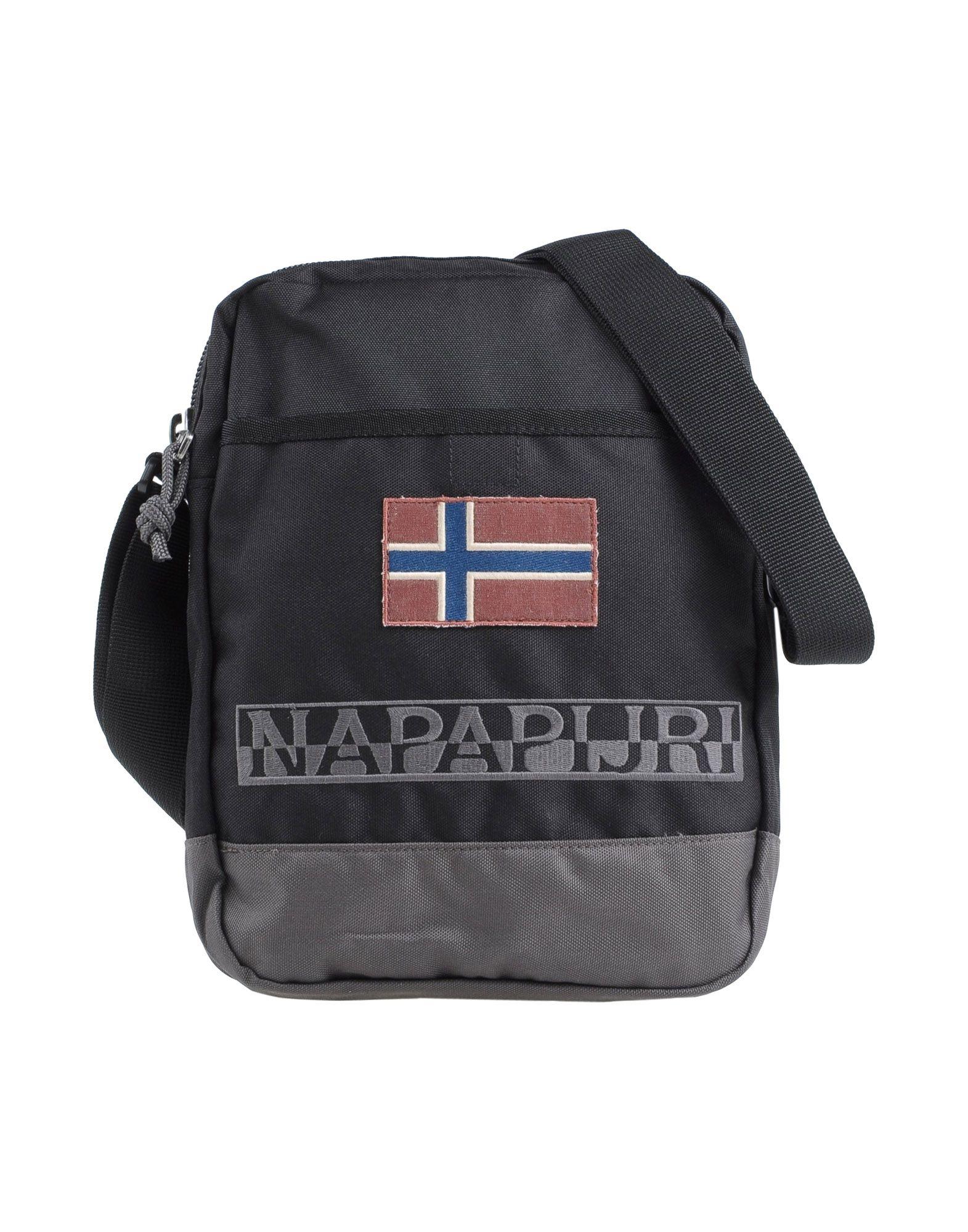 97e6c7a41fa8 Lyst - Napapijri Under-Arm Bags in Black for Men