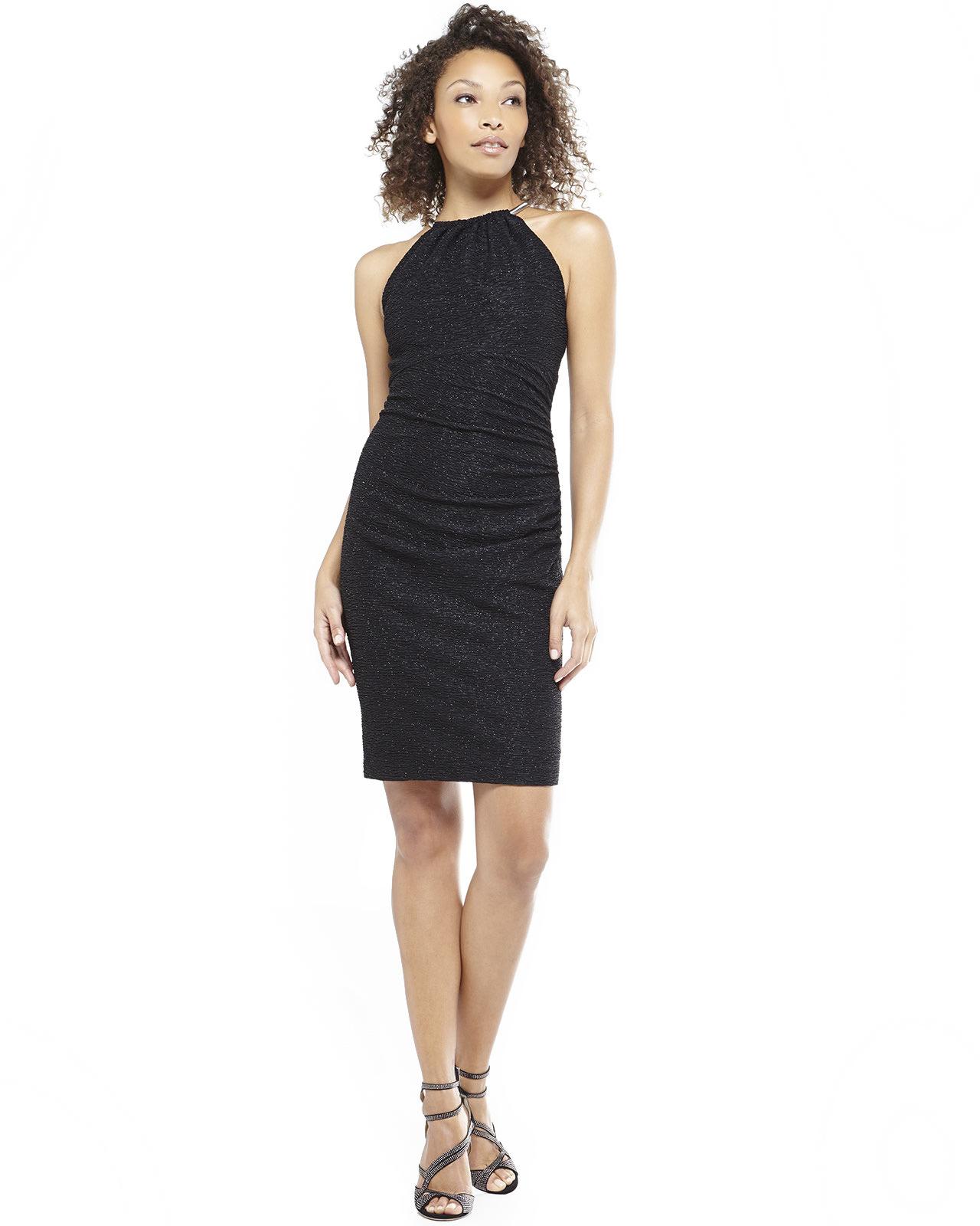 Black dress necklace 1 10