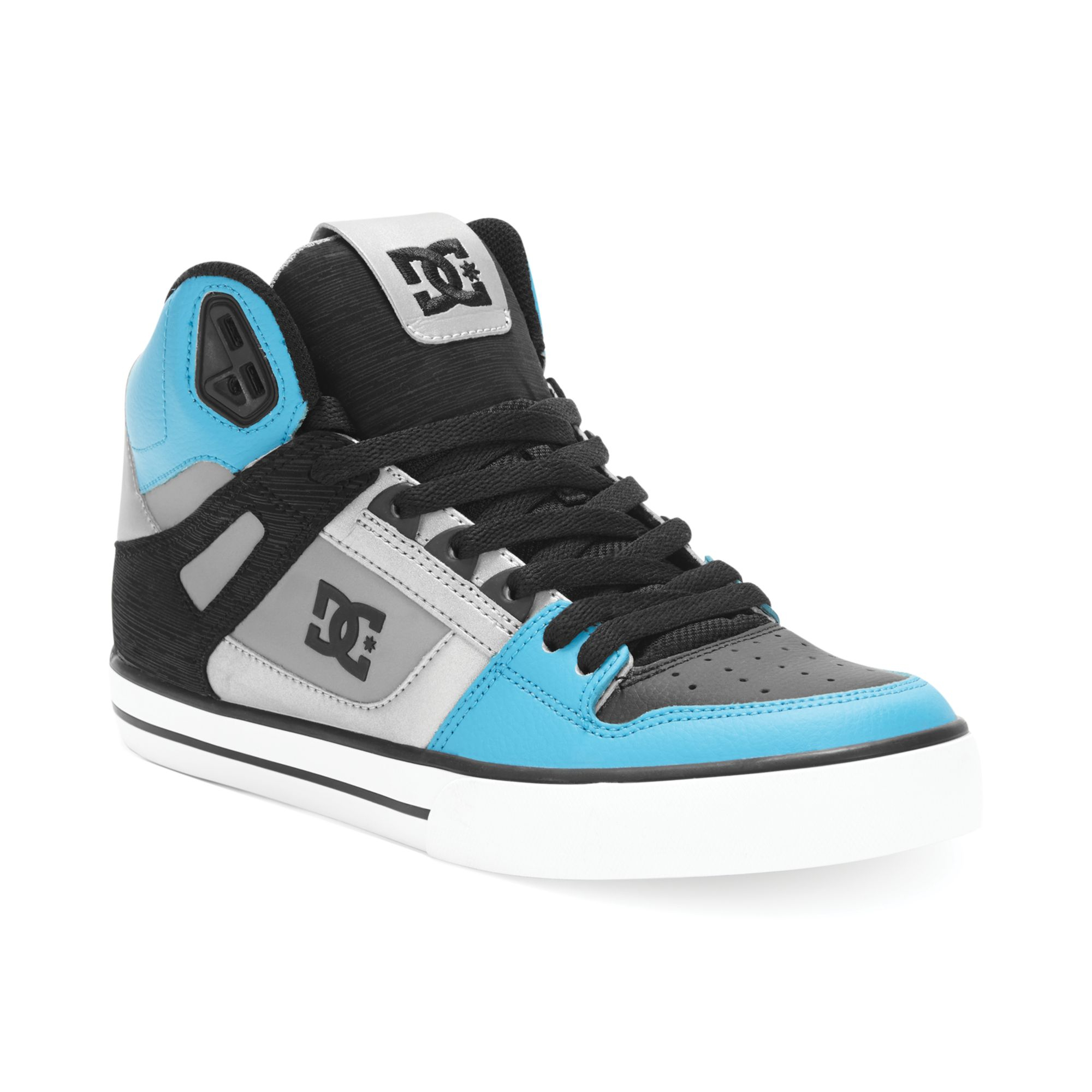 16d3d10c1386 DC Shoes Spartan High Wc Sneakers in Blue for Men - Lyst