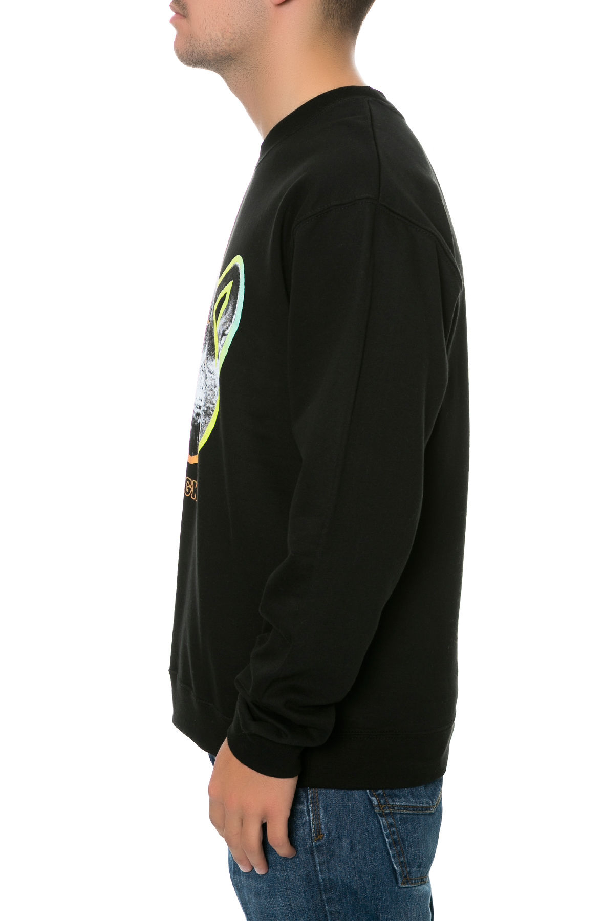 4899a2d5fbca Lyst - Odd Future The Ofwgkta Tron Cat Sweatshirt in Black for Men