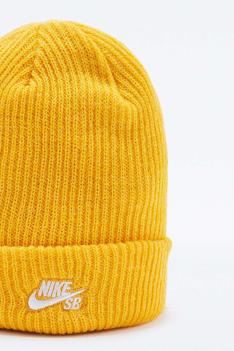 1339d344f4de Nike Fisherman Yellow Beanie in Yellow for Men - Lyst
