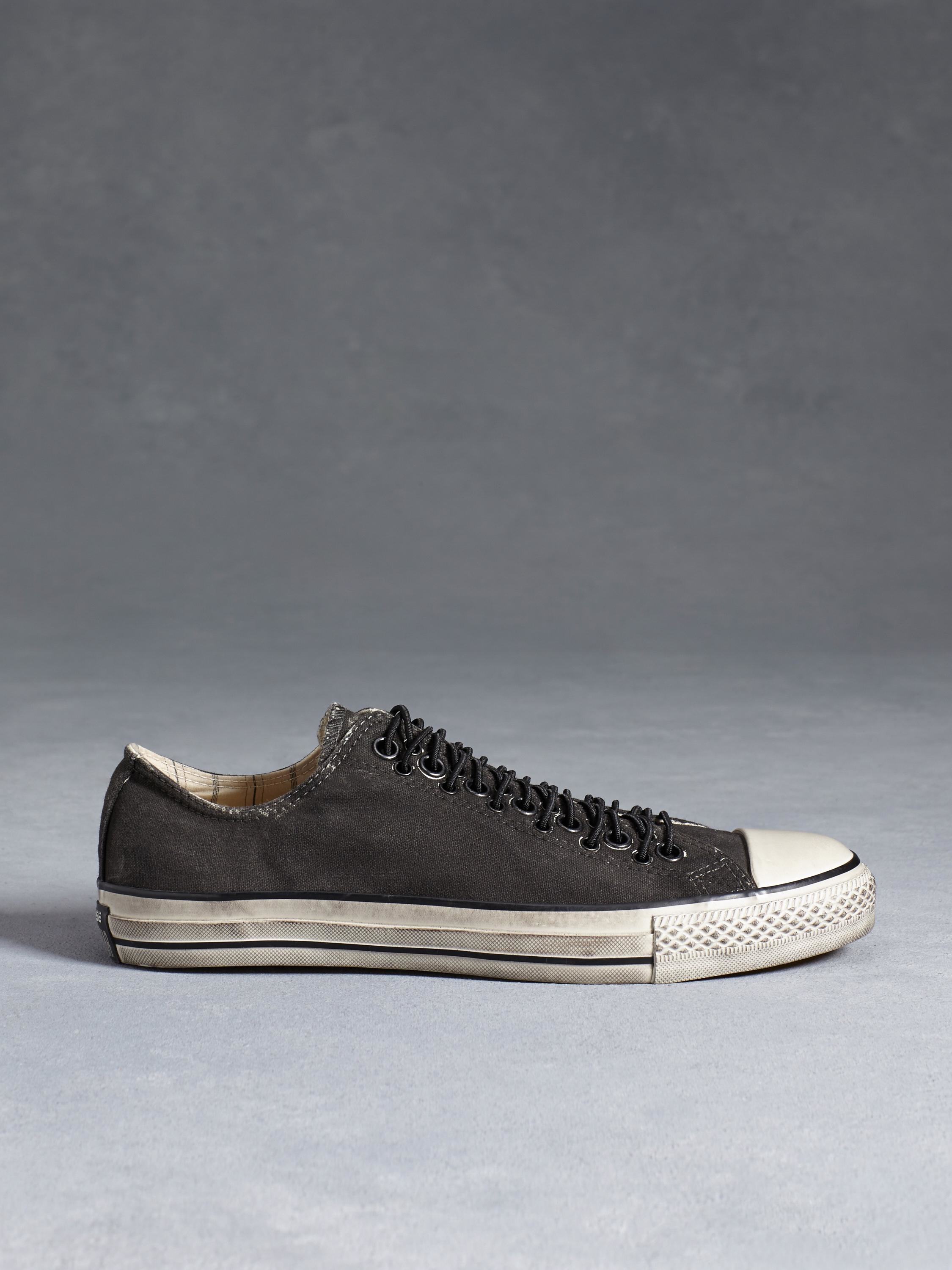 c4827c0502d6 John Varvatos All Star Multi-eyelet Painted Canvas Chuck Taylor in ...