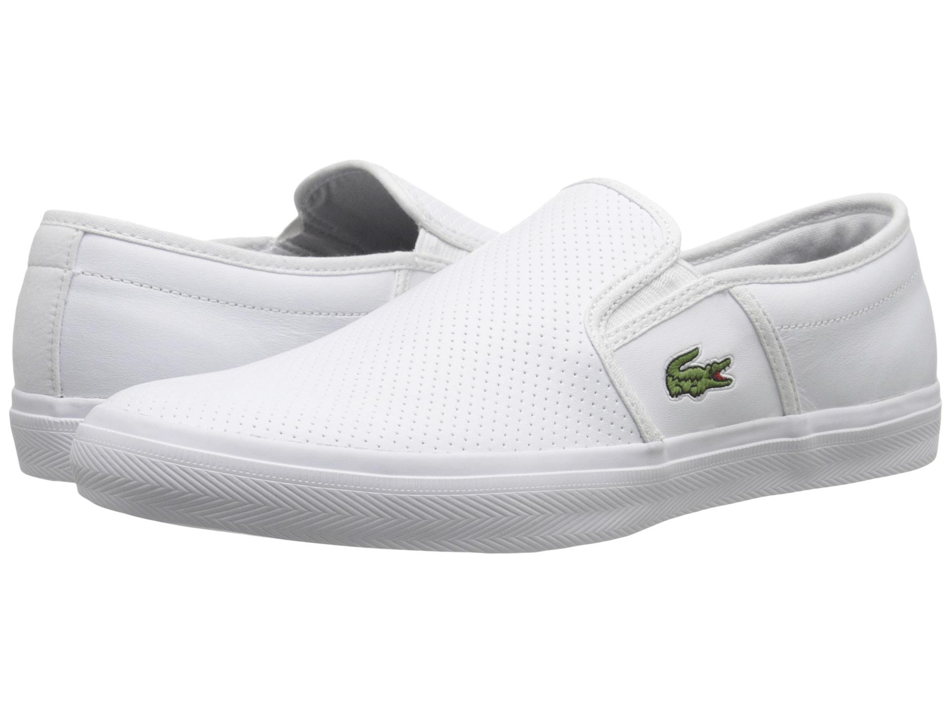 6ca6d59c5e1d89 Lyst - Lacoste Gazon Sport 116 2 in White for Men