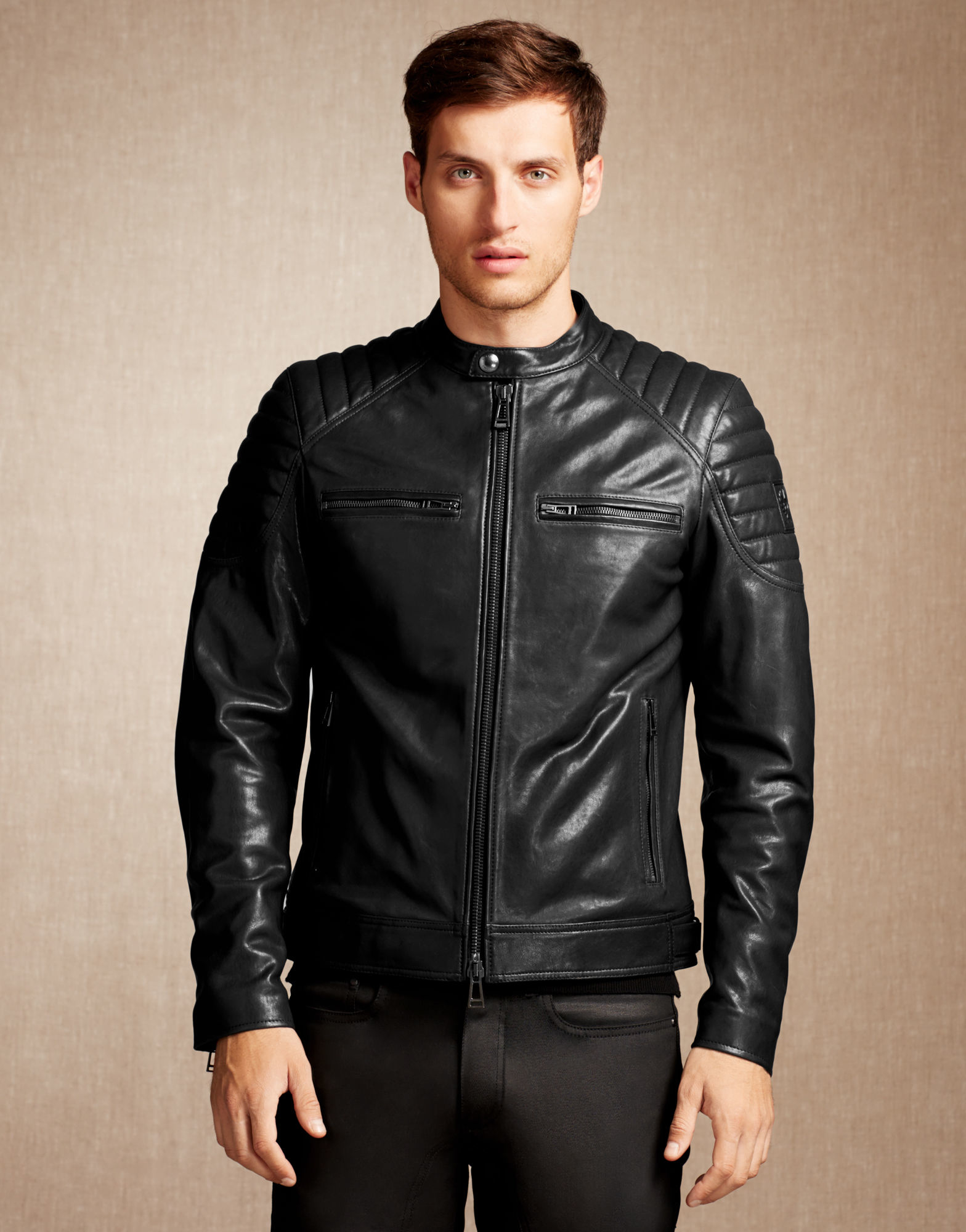 Topman Leather Jacket
