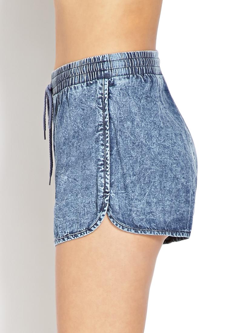 Acid Washed Jeans Women