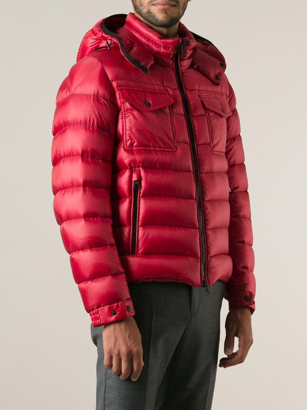 Moncler Edward Padded Jacket