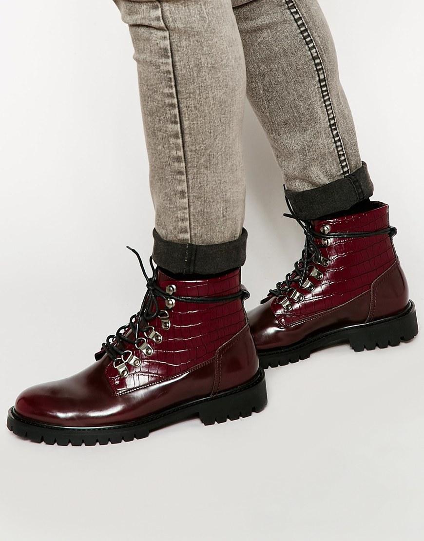 Lace Up Men Shoes Australia