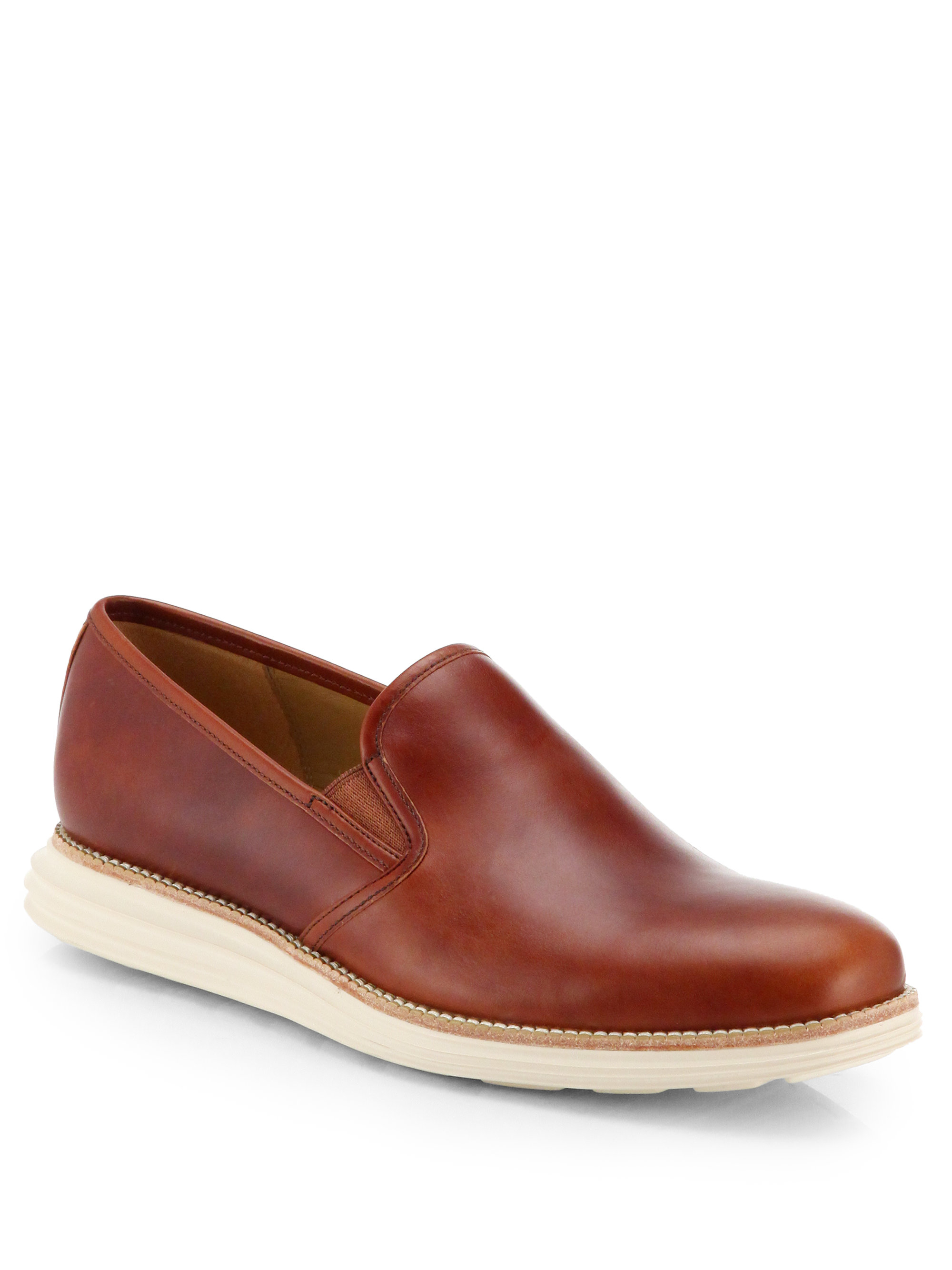 9d40b7a6ae9 Gallery. Previously sold at  Saks Fifth Avenue · Men s Cole Haan Lunargrand  ...