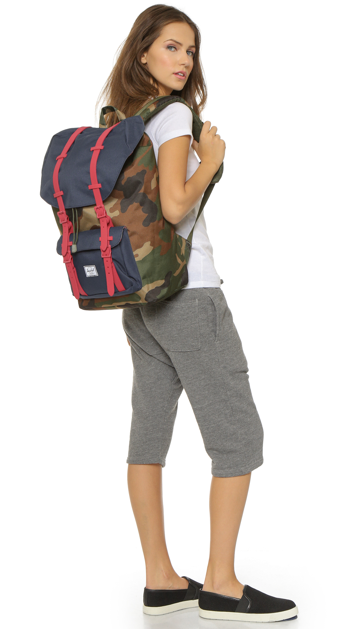 cb2e6fe0d0 Gallery. Previously sold at  Shopbop · Women s Herschel Little America ...