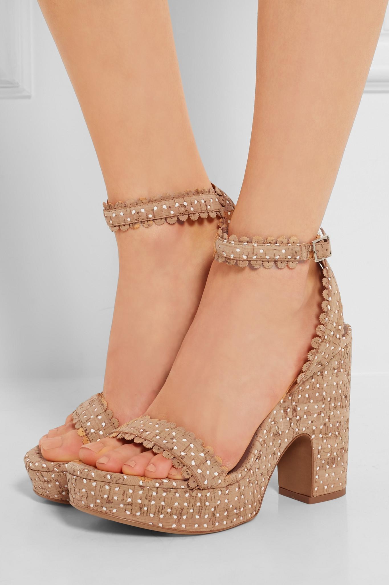 Tabitha Simmons Harlow Platform Sandals discount cheap price g7zK4OT9Q