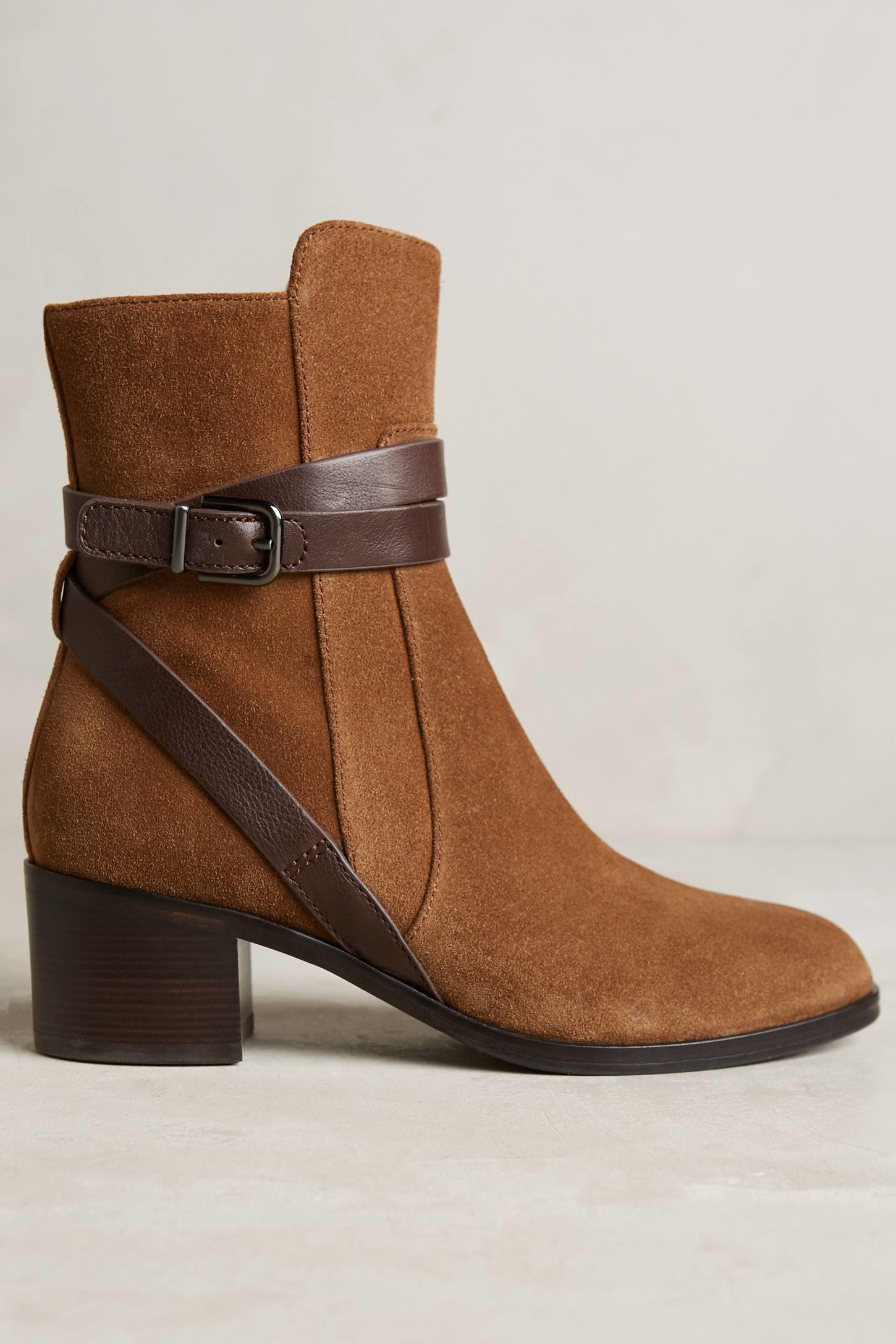 via spiga alden boots in brown lyst