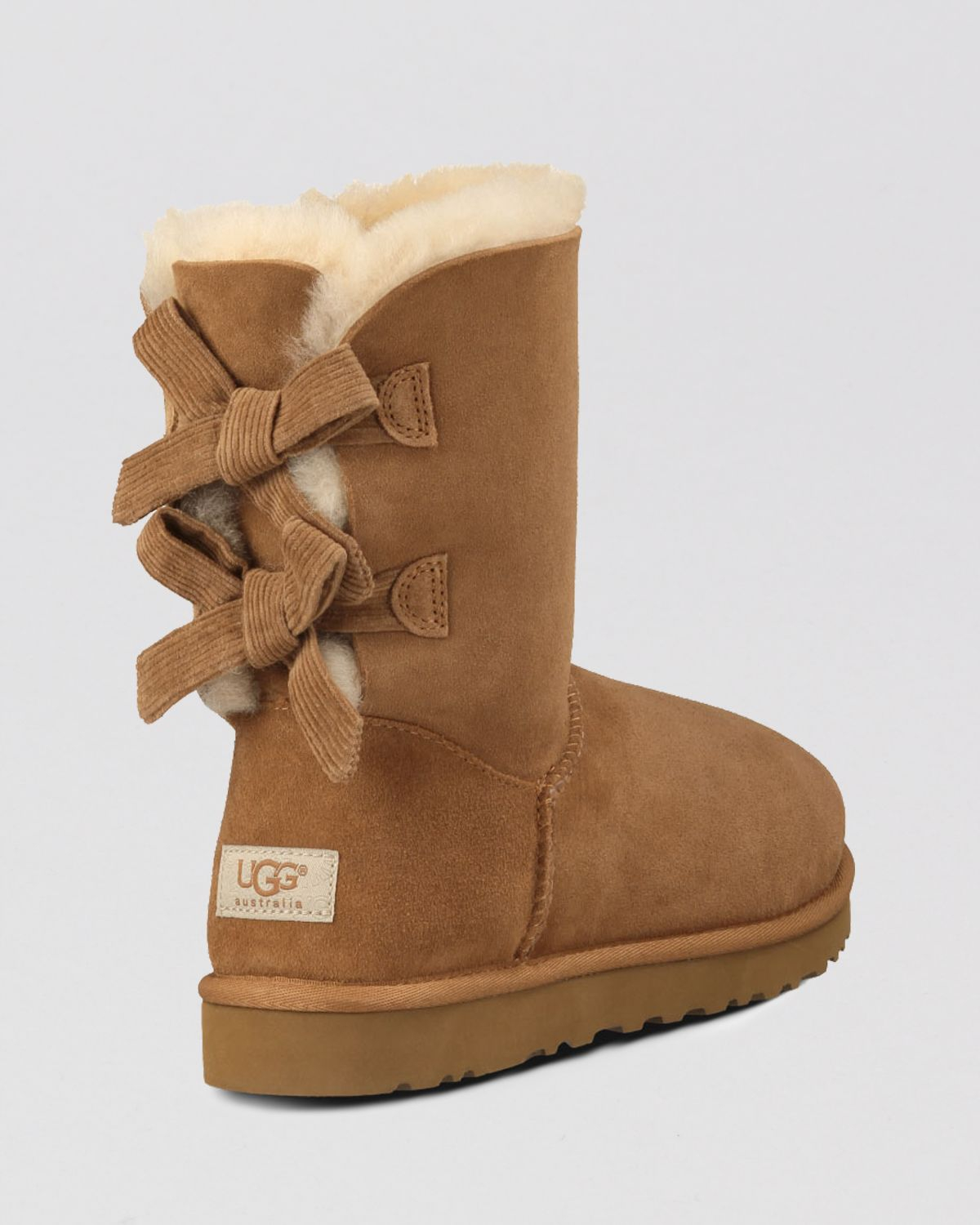 ugg boots with bows - photo #18