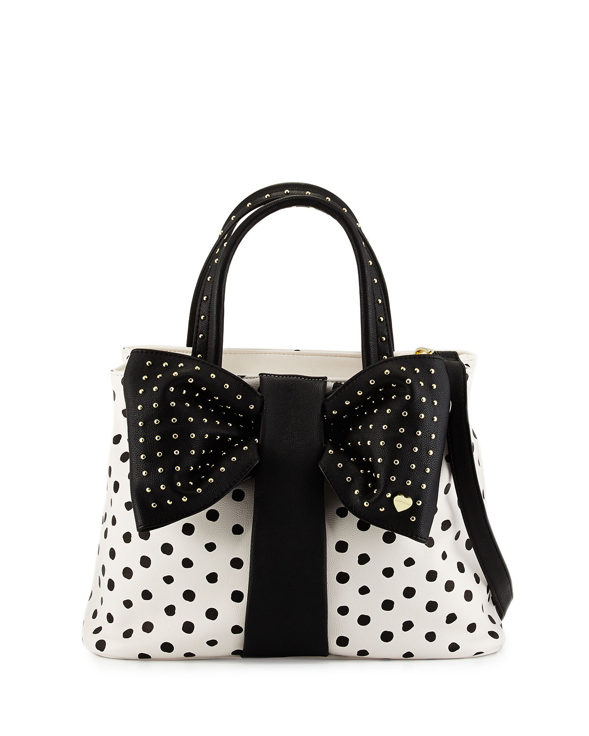 NEW with Tags Betsey Johnson Large Tote Shoulder Bag