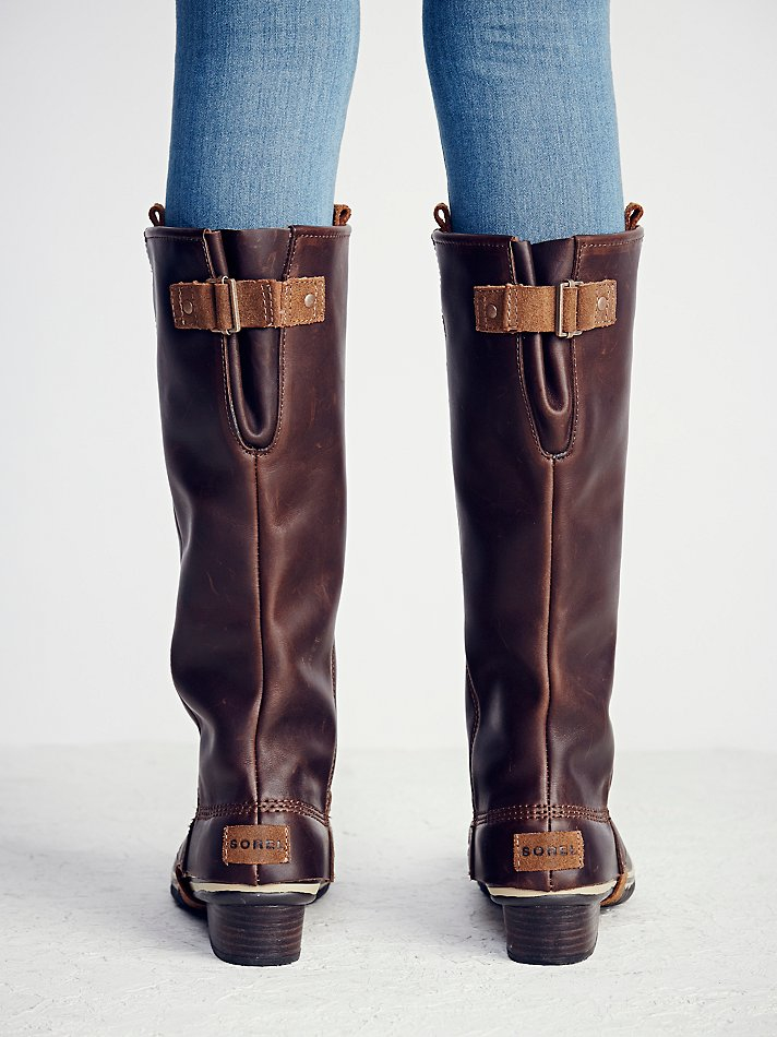 Lyst Free People Sorel Womens Slimpack Riding Tall Boot