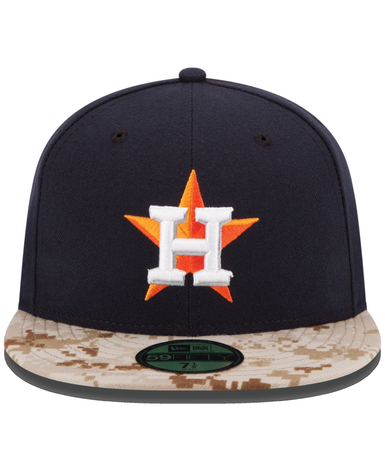 first rate 11846 aadb4 KTZ Houston Astros Memorial Day Stars And Stripes 59fifty Cap in ...