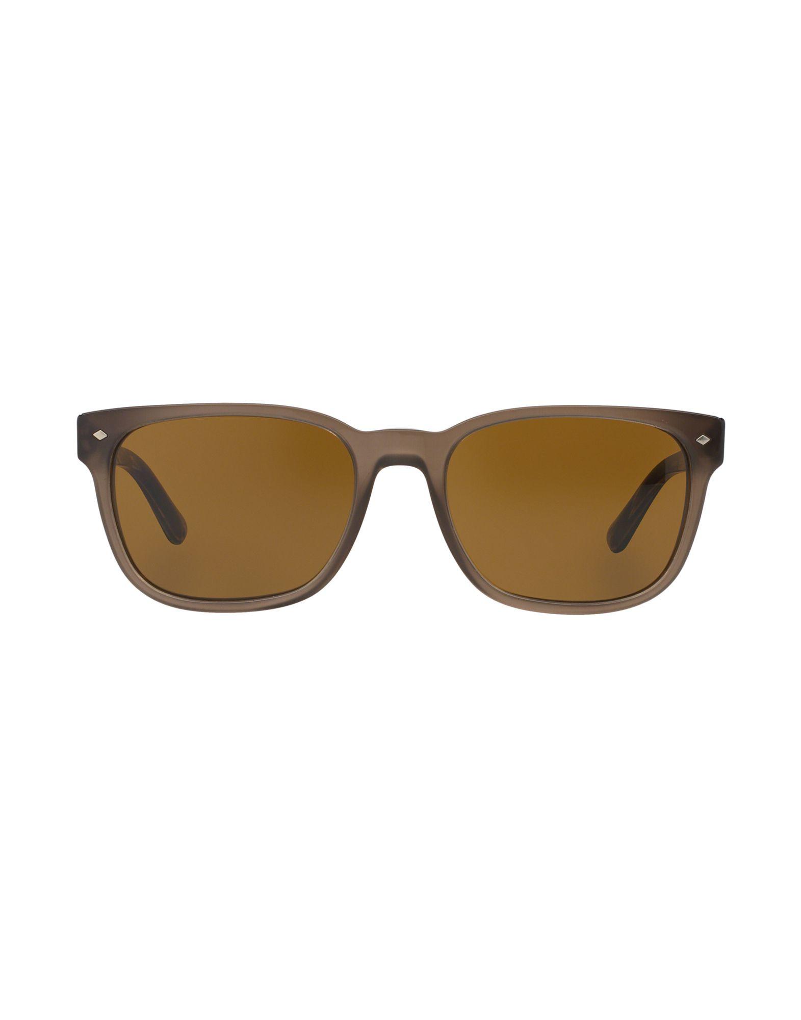 Giorgio armani Sunglasses in Gray for Men (Dove grey) | Lyst