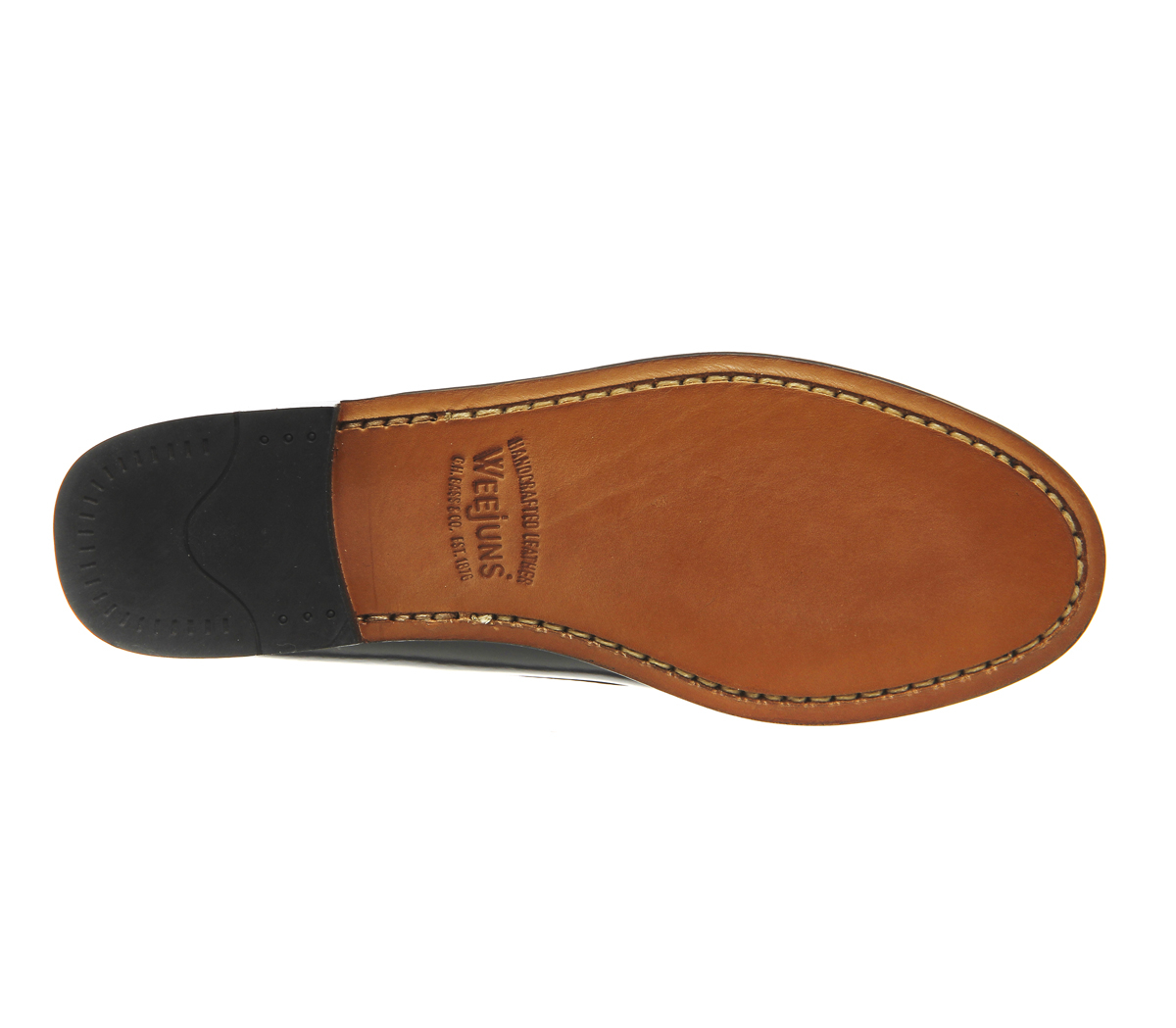 Clarks Shoes Penny Loafer All Black