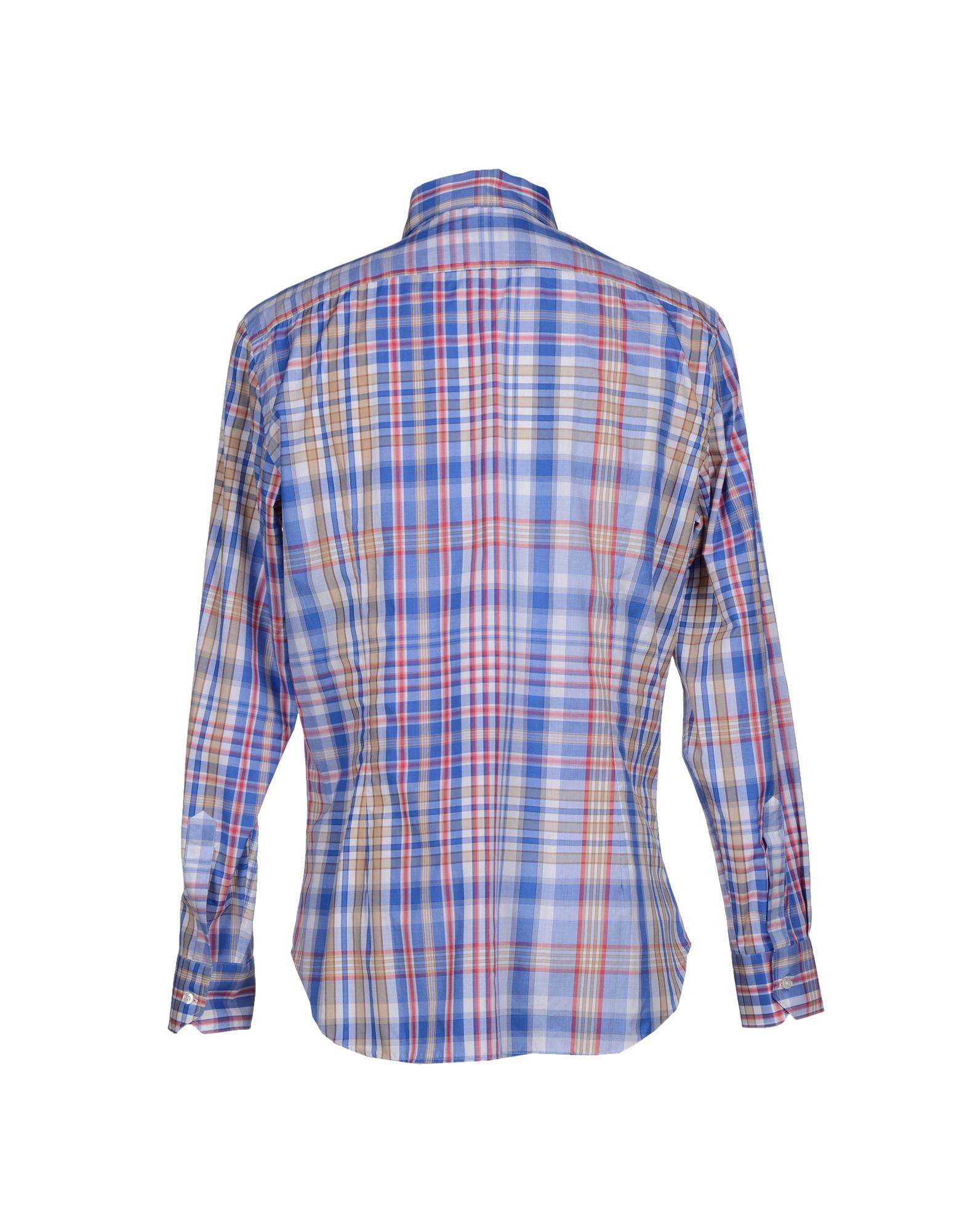 Lyst Etro Shirt In Blue For Men