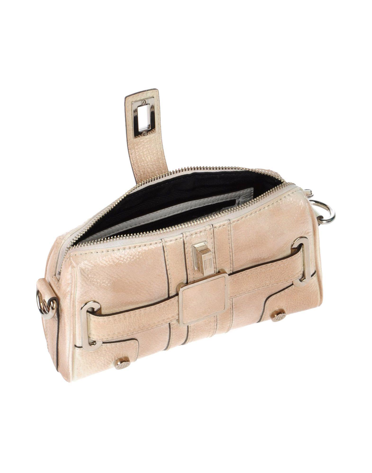 tommy hilfiger handbag in natural lyst. Black Bedroom Furniture Sets. Home Design Ideas