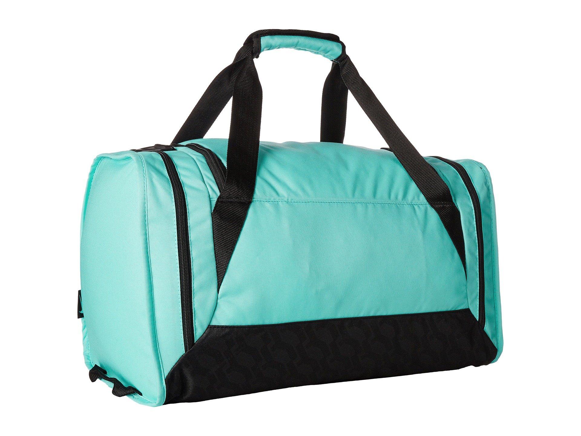 Lyst - Nike Brasilia 6 Duffel Small in Blue 6a2bf5044ec0b