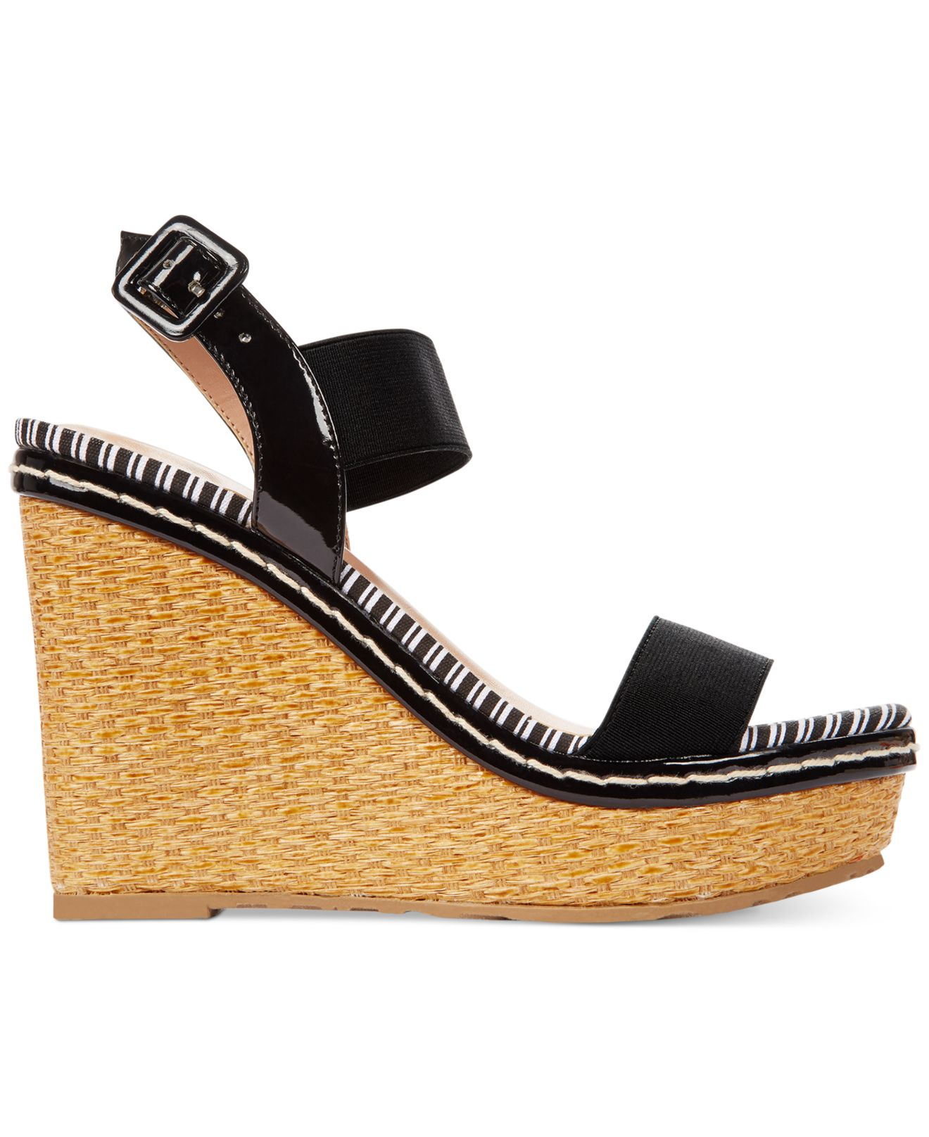 charles by charles david tapia platform wedge sandals in