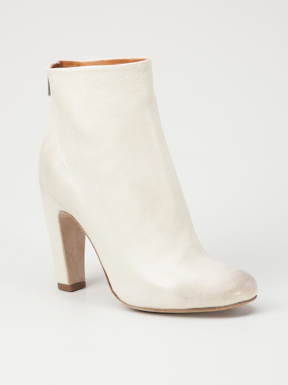 Officine Creative Ankle Boot In White Lyst