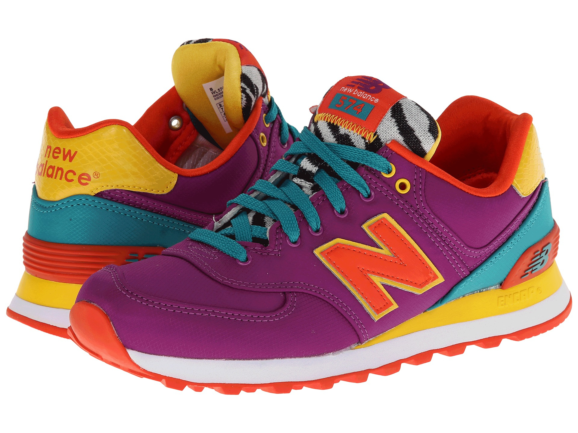 comprar new balance wl574 pop safari