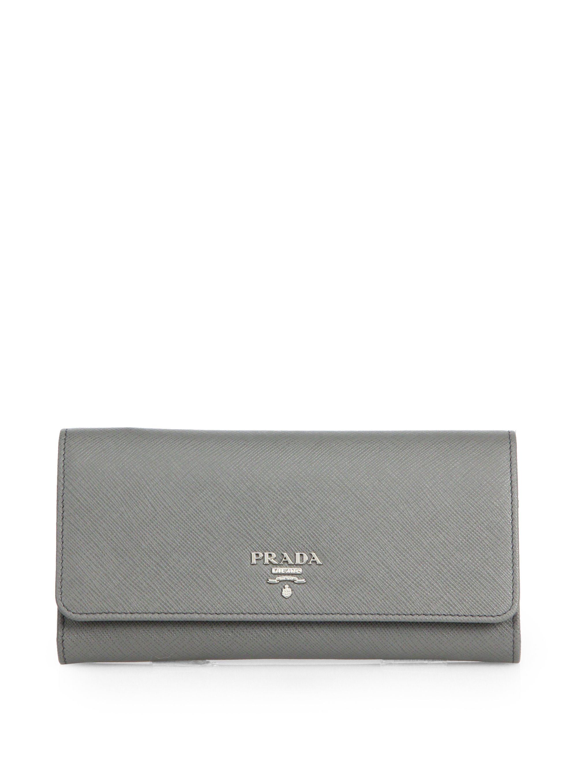 Prada Wallet Grey