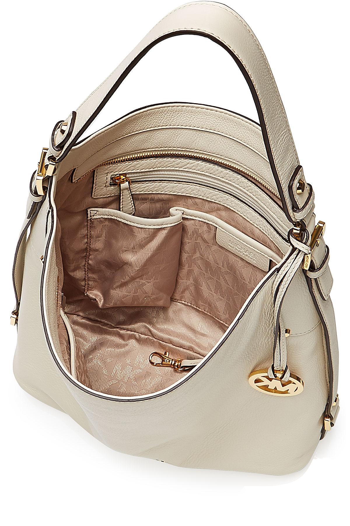e86d22e55be9 ... shopping lyst michael michael kors bedford large leather shoulder bag  da1cf 02ac8