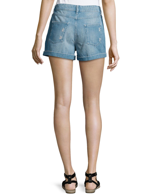 DENIM - Denim shorts Isabel Marant lwEcF