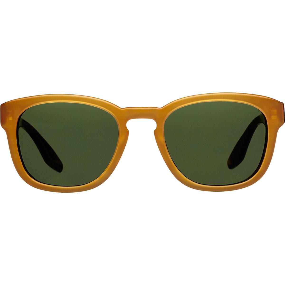 Lyst - Barton Perreira Men\'s Nelson Sunglasses in Natural for Men