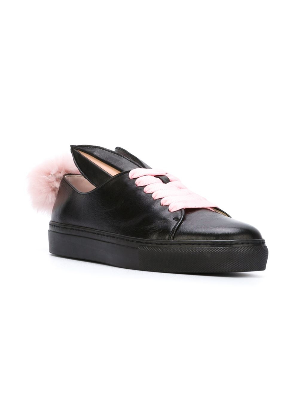 Tail sneakers - Black Minna Parikka kkOhCwM