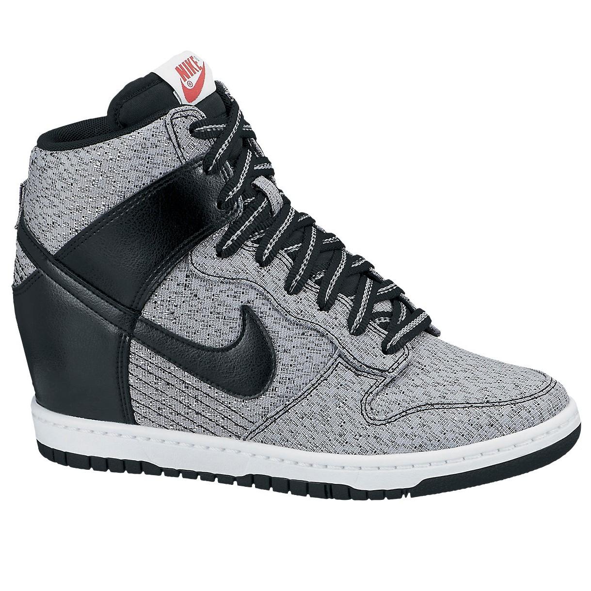 Nike Wedge Heel Sneakers - Bing images