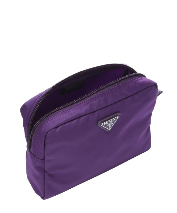 56acaad0f044 reduced prada nylon cosmetic bag 05f11 63706